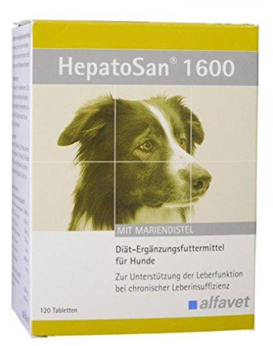 Alfavet HepatoSan für Hunde und Katzen