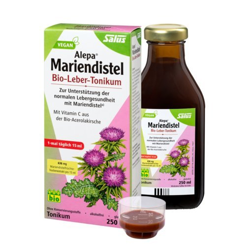 Alepa Mariendistel Bio-Leber-Tonikum (0.5 L)
